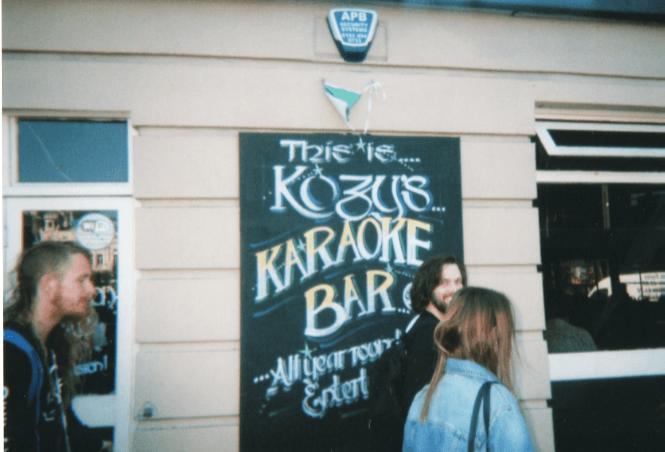 Kozys (Rehearsal Rooms 2)