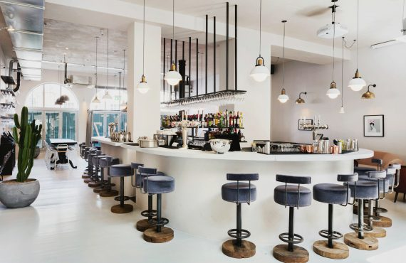 West London's chic new neighbourhood bar: No. 197 Chiswick Fire…