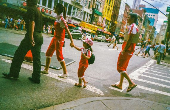 Summer on the Streets of NYC