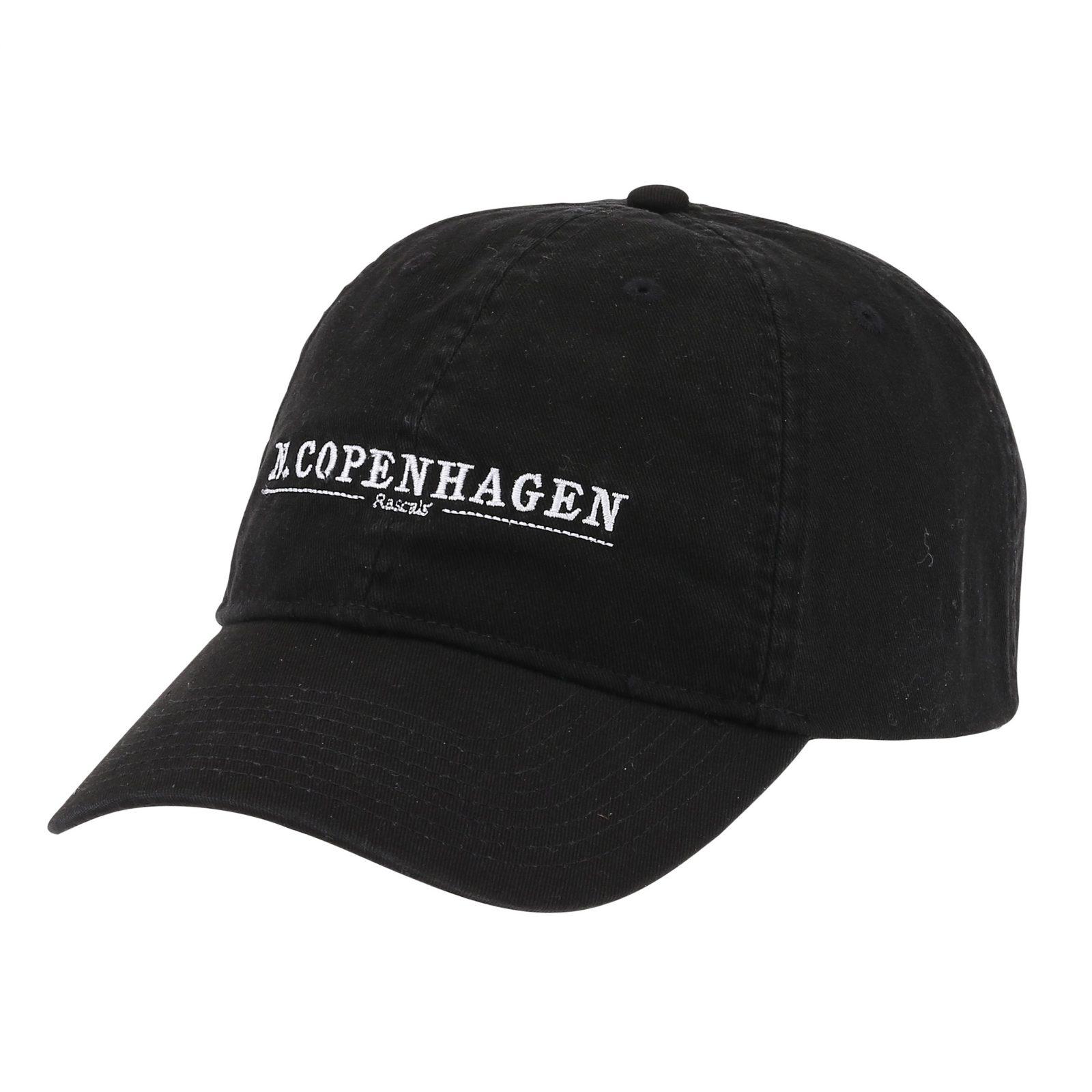 n-copenhagen-cap-black