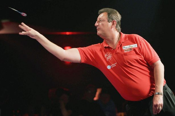 Eric Bristow and the ugliness of masculinity