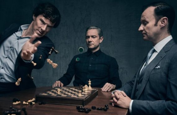 Sherlock is still the best show on TV – and…
