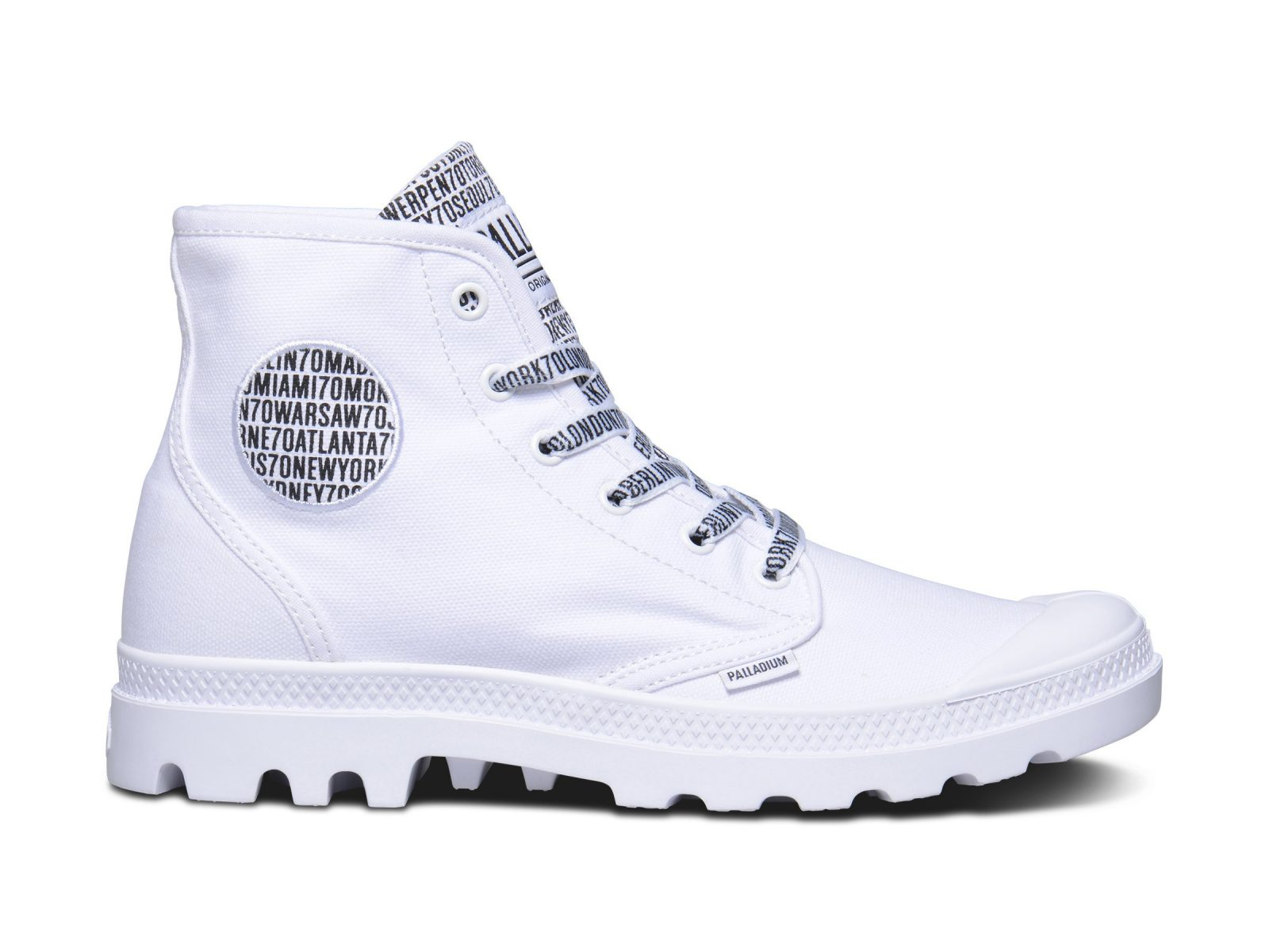 Palladium Boots to celebrate 70 with two new drops