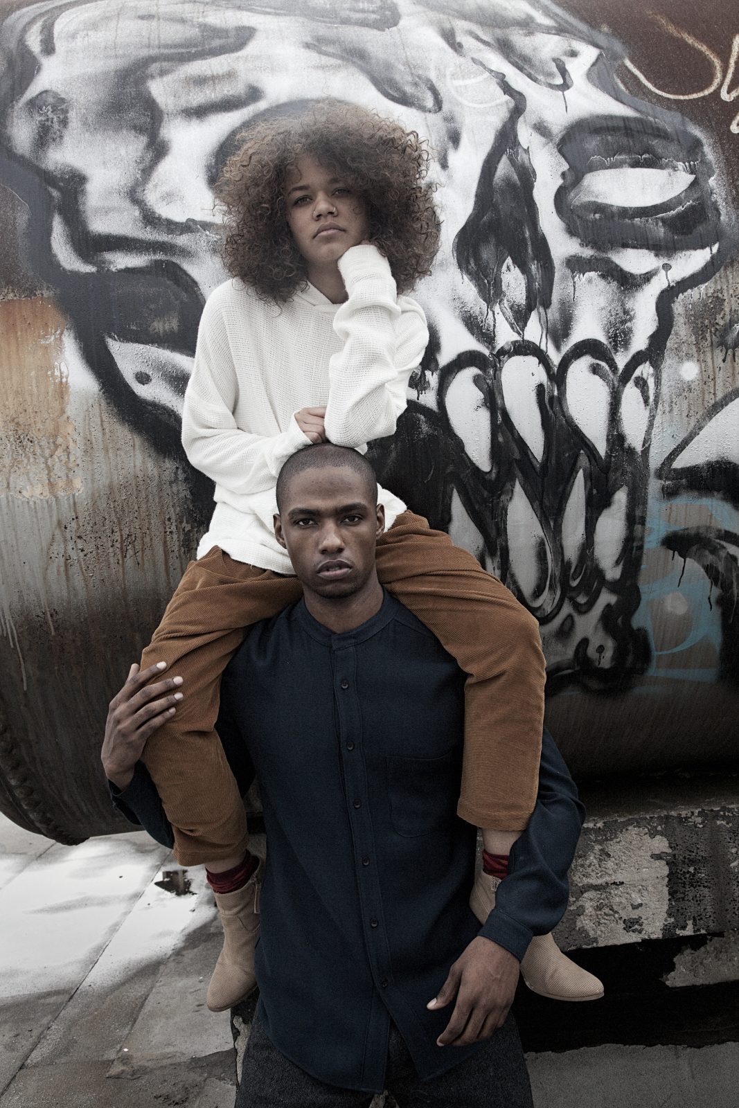 Openism share exclusive images from their latest collection