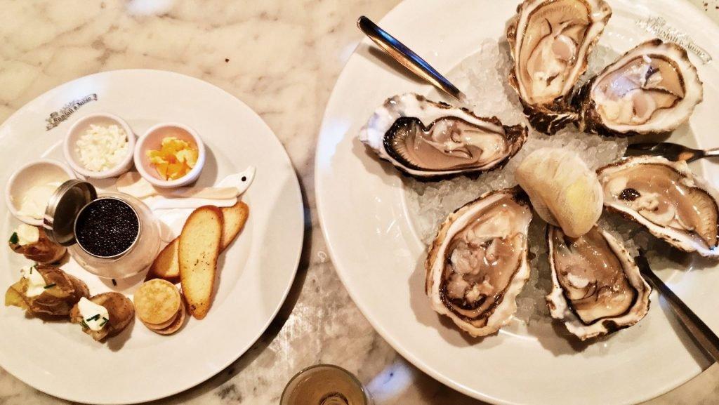 Randall & Aubin - Soho's seafood haven