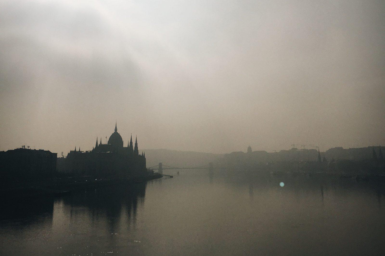 Photo Journal: Budapest, Nostalgic Escapism