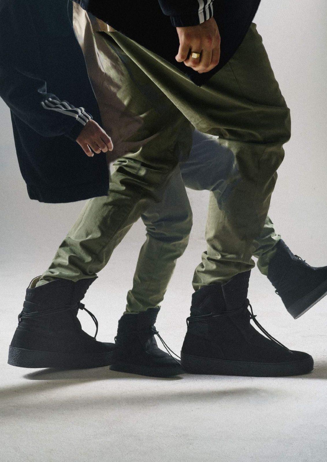 Ylati Footwear share AW17 Lookbook