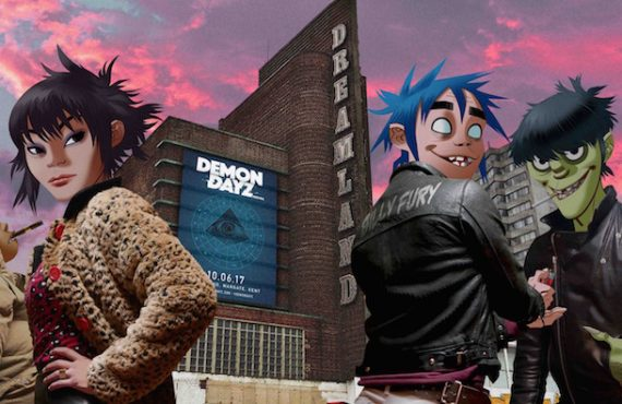 Dissecting the four new Gorillaz tracks