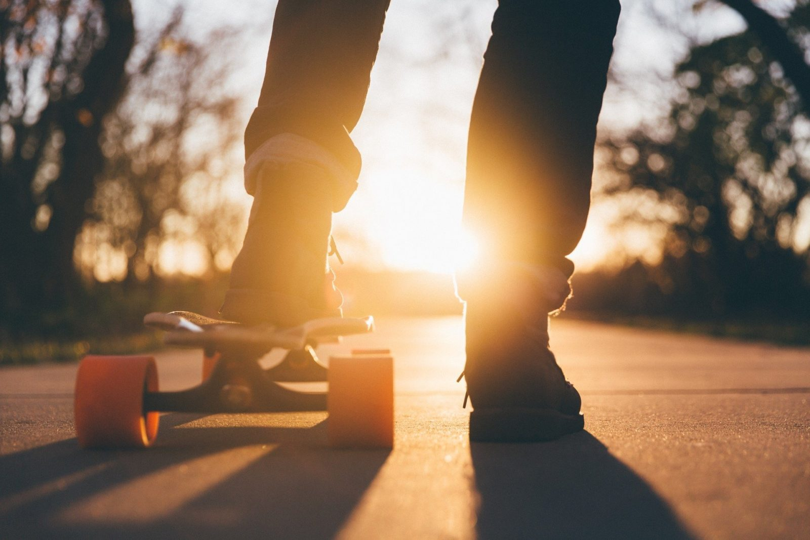 I was a skater before it was cool to be a skater that skates