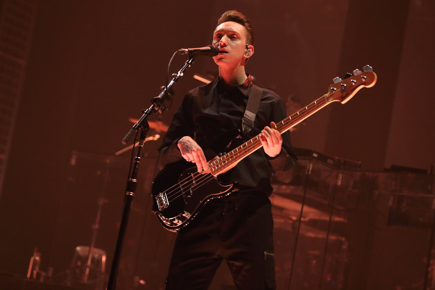 Capturing The xx at Brixton Academy