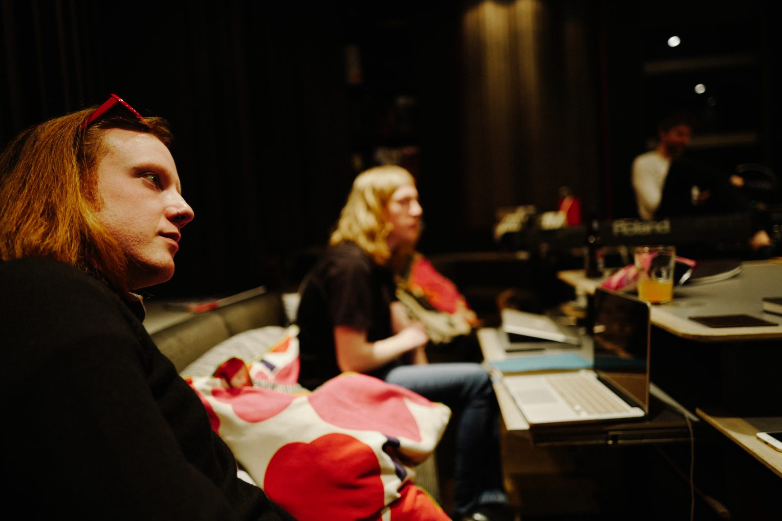 Fly on the wall: In the studio with Anteros