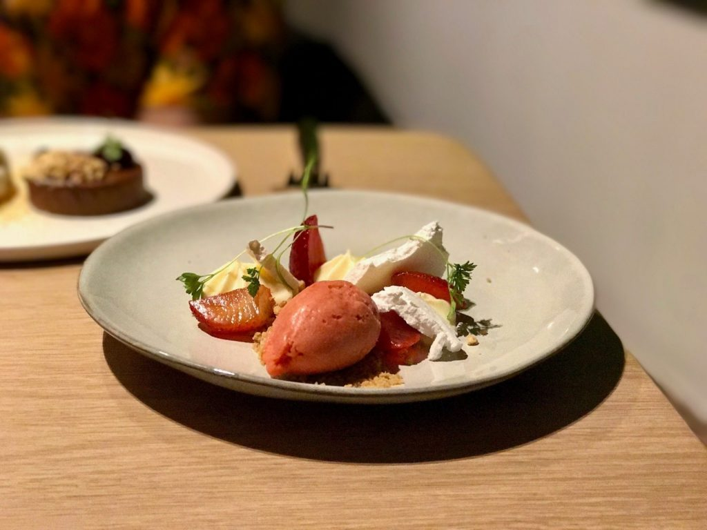 Nordic dining in Harrogate at Norse