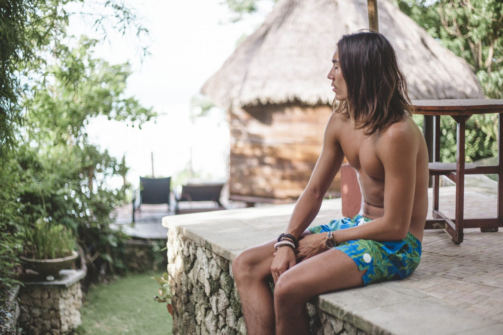 Native Youth Team Up With The Neverland Boys For New Swimwear Collection