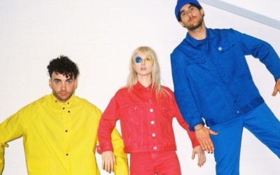 No more 'Hard Times' – Paramore are back