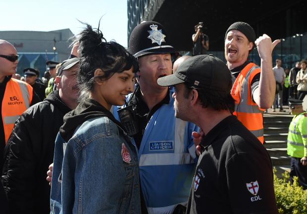 How To Combat Hatred, Starring Saffiyah Khan