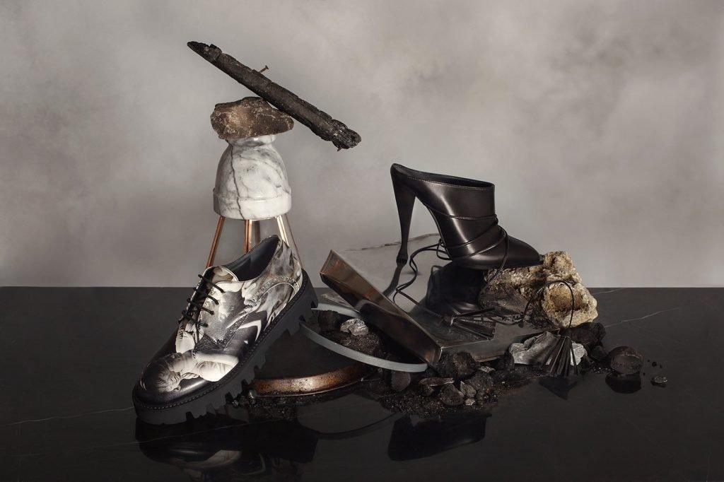 Bringing the avant-garde to classical shoe design