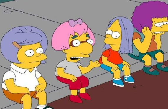The Simpsons At 30: Think Of The Children