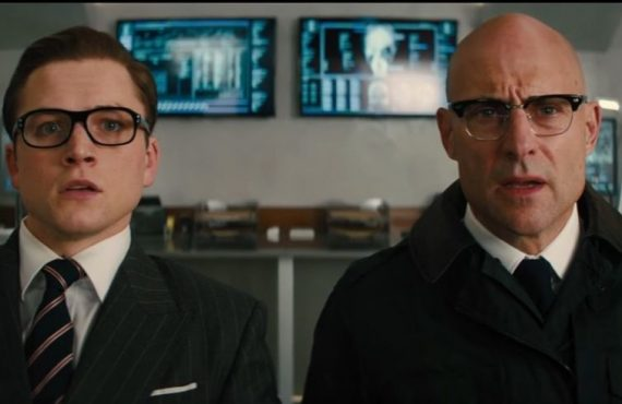 Watch The First Trailer For 'Kingsman: The Golden Circle'