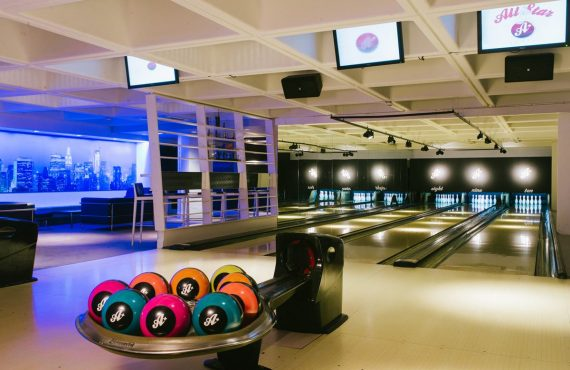 We Visited The Refurbished All Star Lanes in Shoreditch