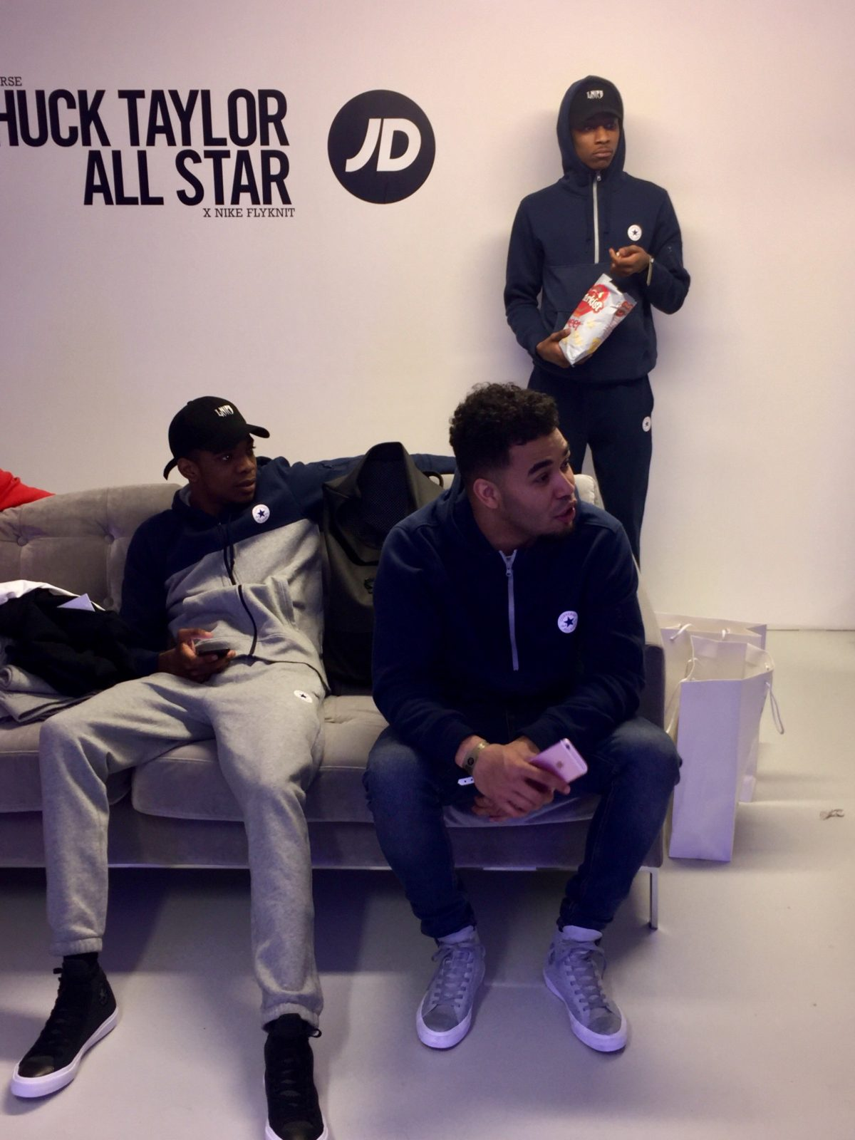 Fly On The Wall: Backstage With Yungen