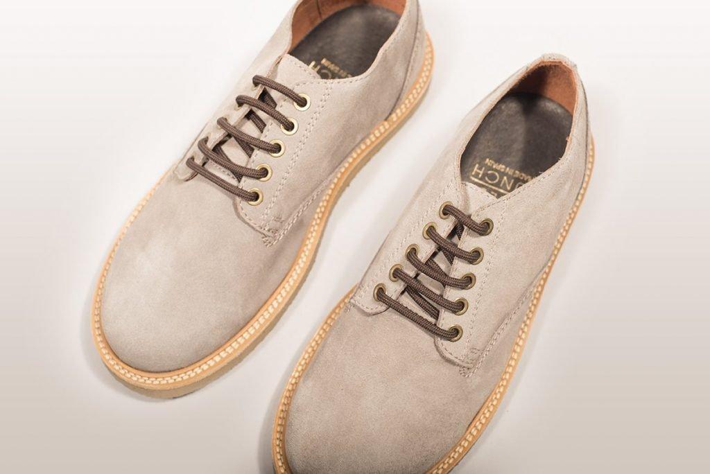 The enigmatic UK shoe brand making transatlantic movements
