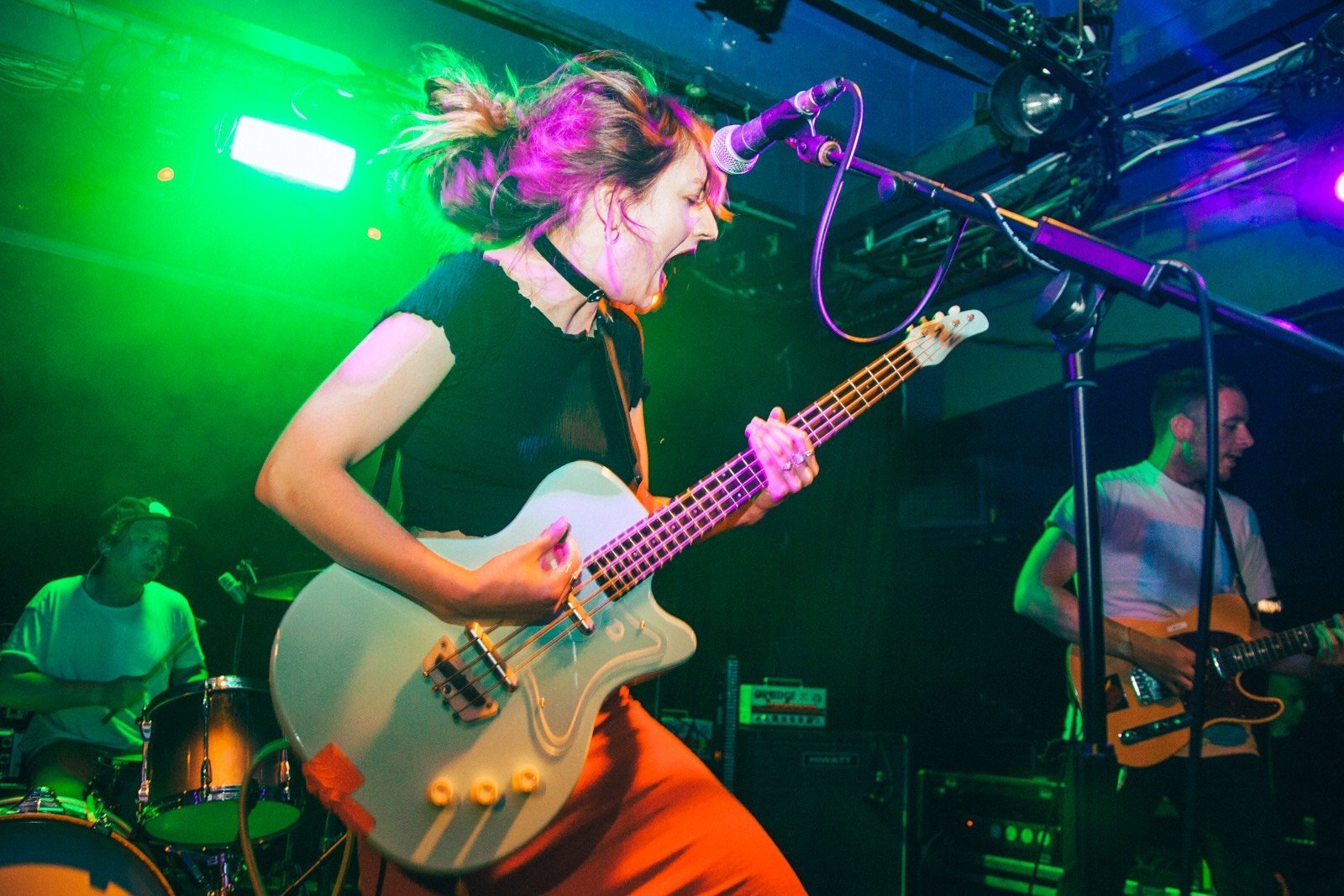 Get Inuit and Superglu reaffirm faith in live music at Dingwalls