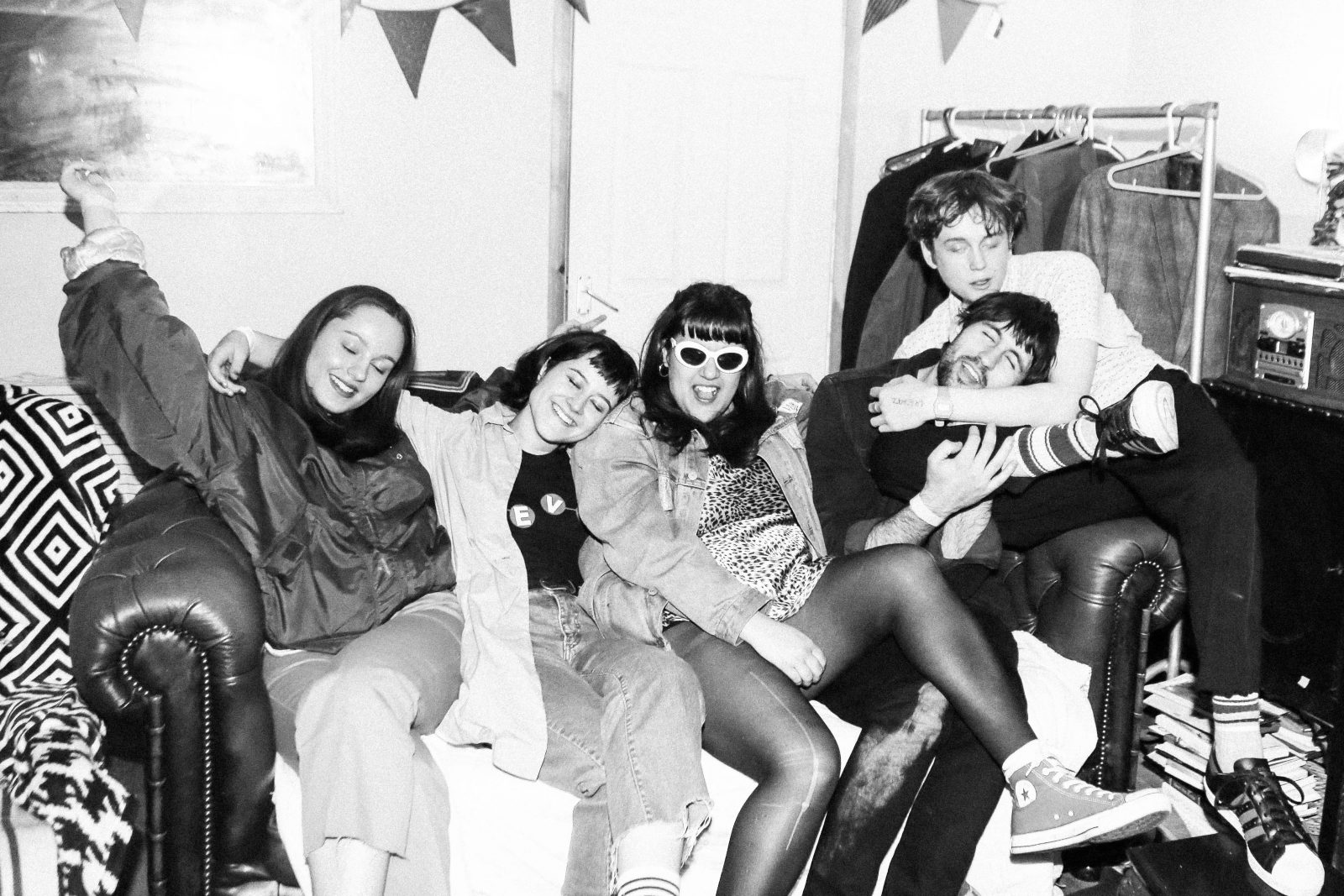 The Orielles ditched school to take us across the UK