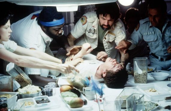 Why 'Alien' Is One Of Cinema's Great Existential Contemplations