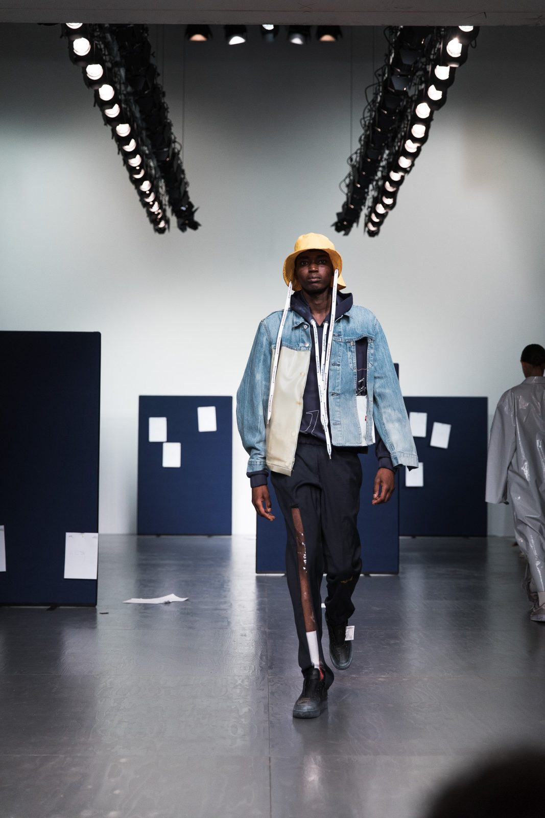 A-Cold-Wall* share SS18 line at LFWM