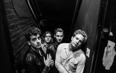 Circa Waves discuss taking the band to the next level