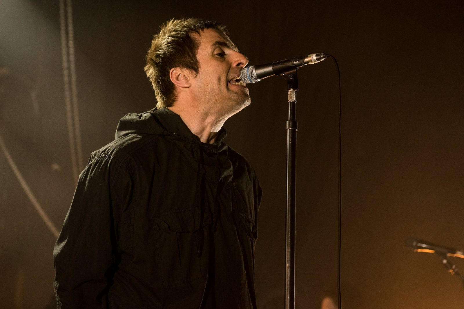 An evening with: Liam Gallagher