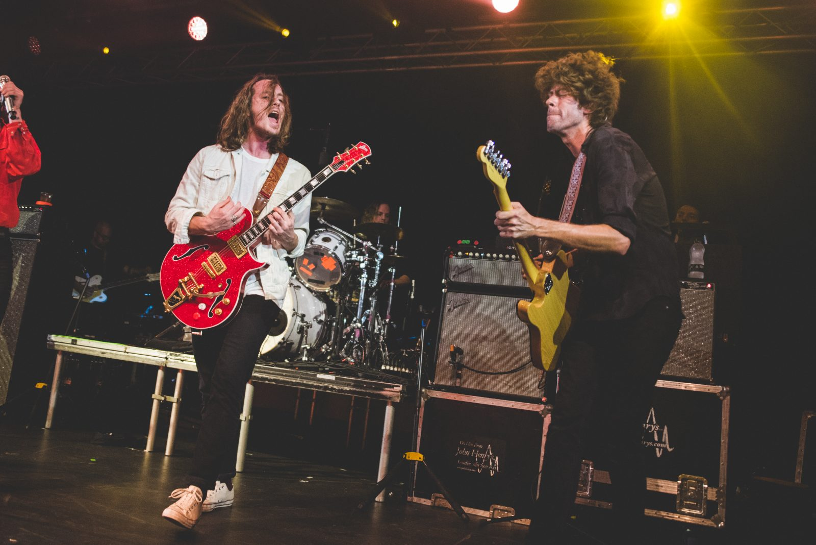 An Evening With: Cage The Elephant