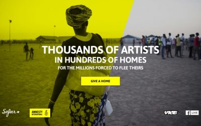 Give A Home: the global concerts showing solidarity with refugees