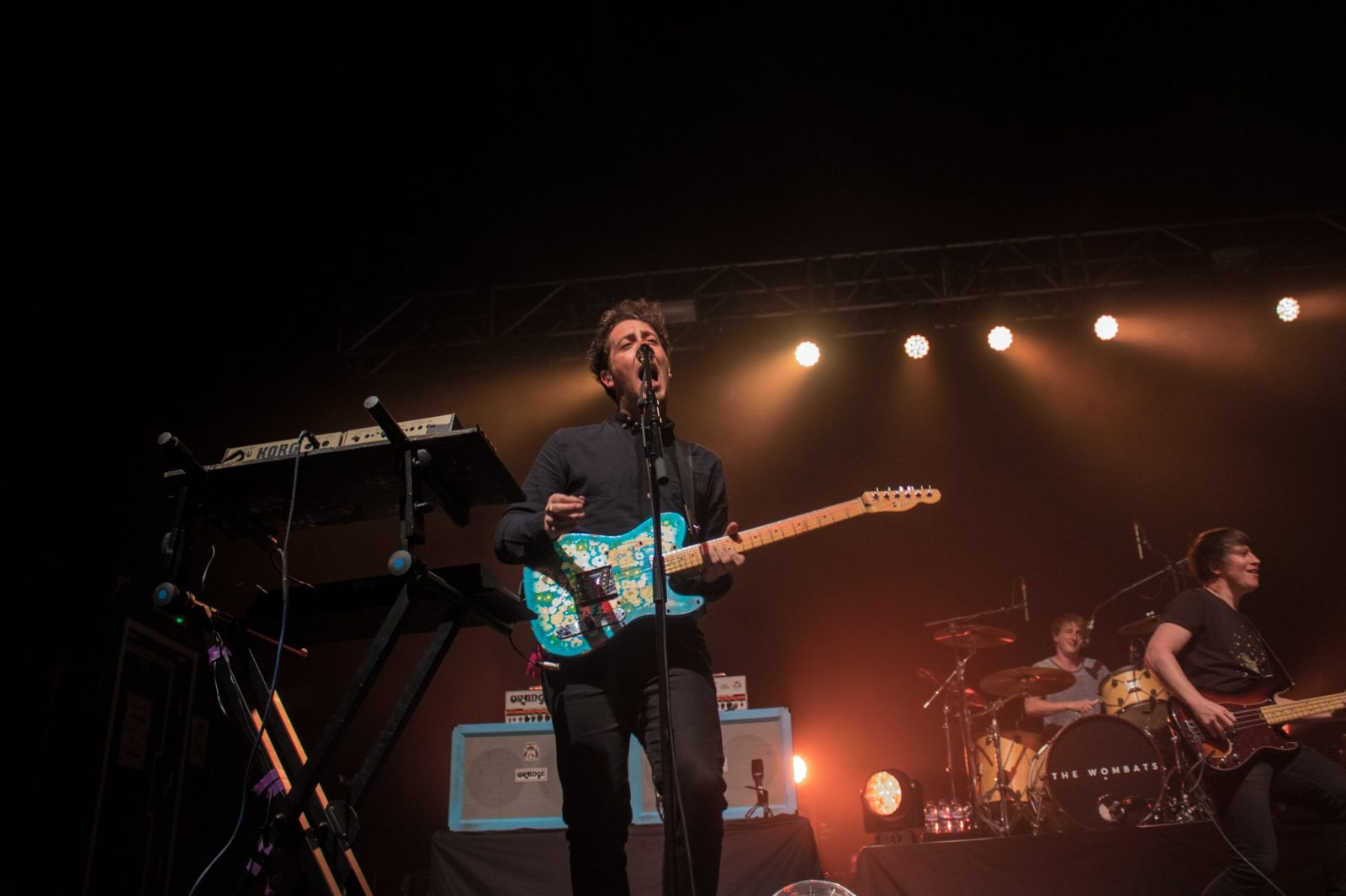 An Evening With: The Wombats