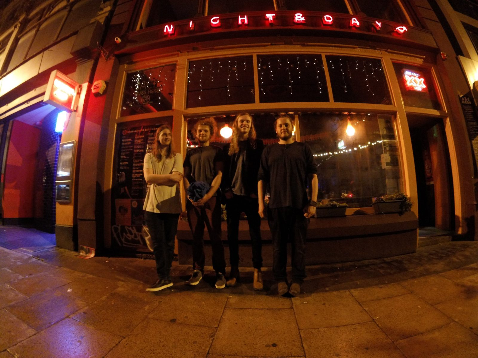 Haunt The Woods invite us on tour to venture up North