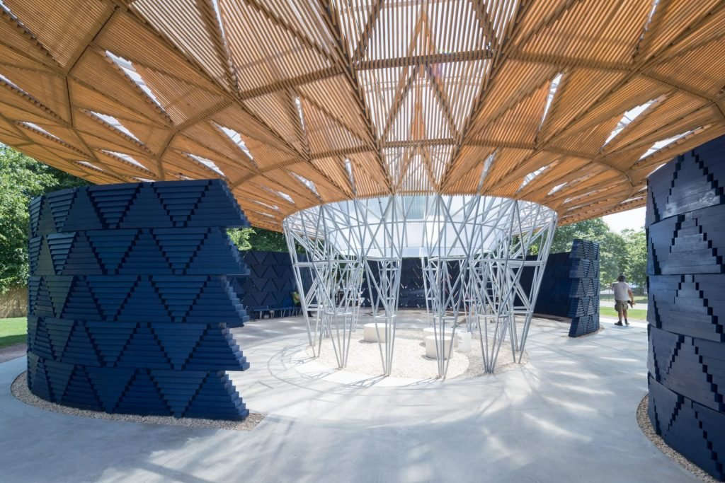 Park Nights 2017 Launches At The Serpentine Pavilion