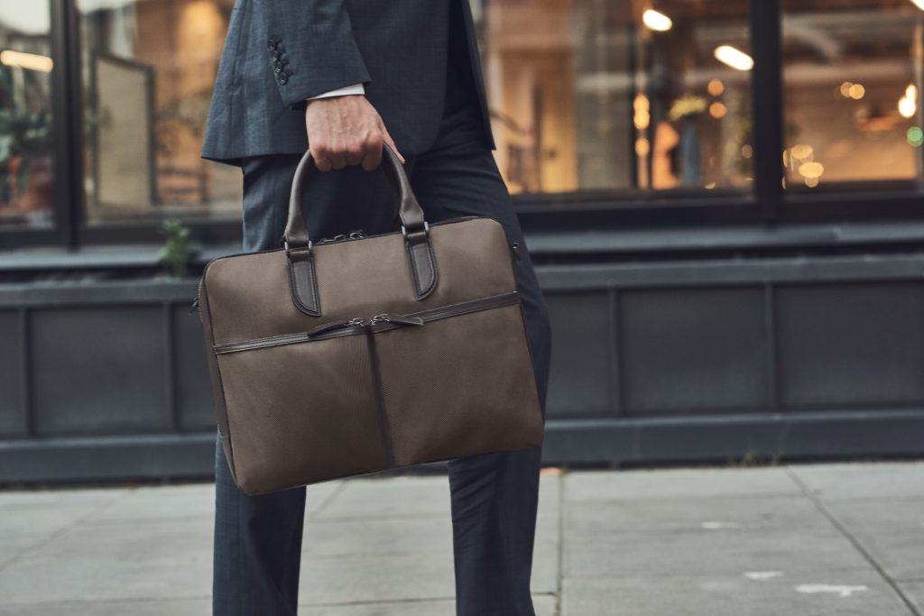Here's Why Carl Friedrik's Bags Are Very Important