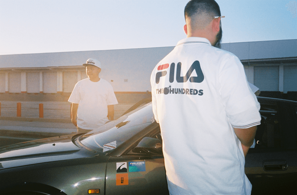 FILA and The Hundreds Come Together For New Limited Edition Drop