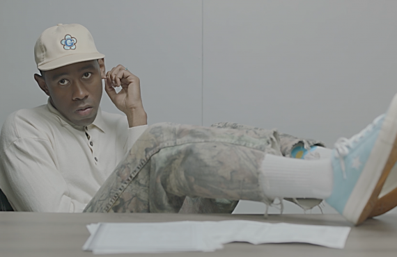 Converse announce partnership with Tyler, the Creator, stuff gets broken