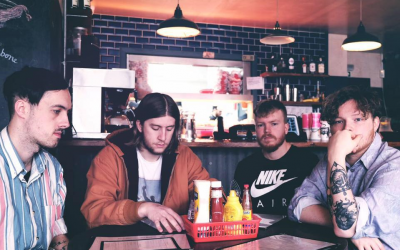 Wild Front discuss the 'physics' of being a great live band
