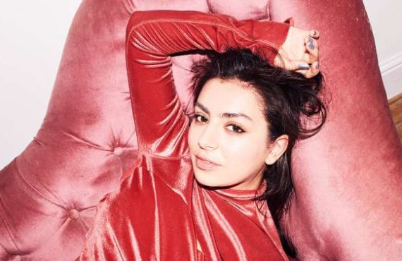 Our heart is shattered by the beauty of Charli XCX's…