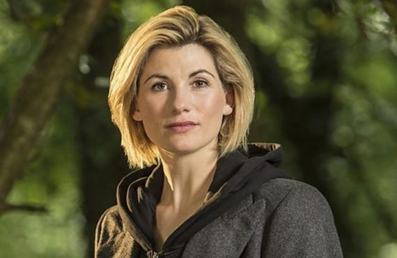 Who's that girl: Time to get excited about Jodie Whittaker's…