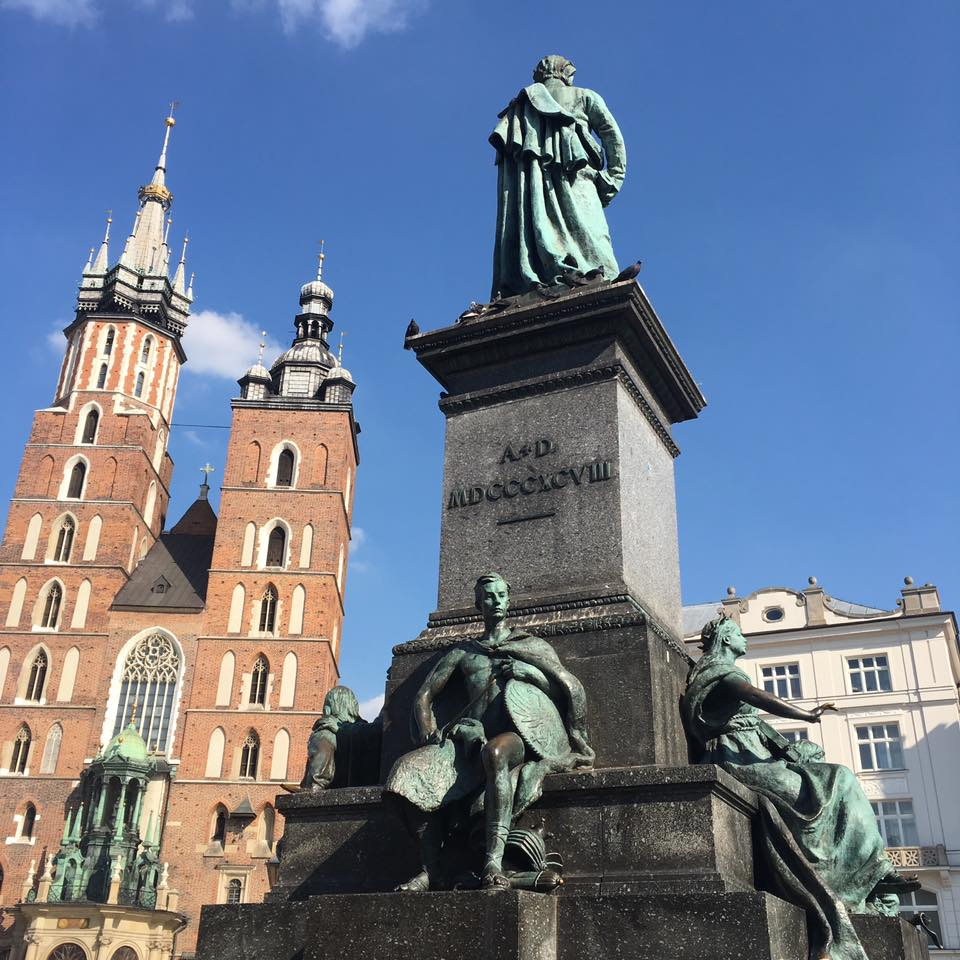 Take a spontaneous break to Krakow this September