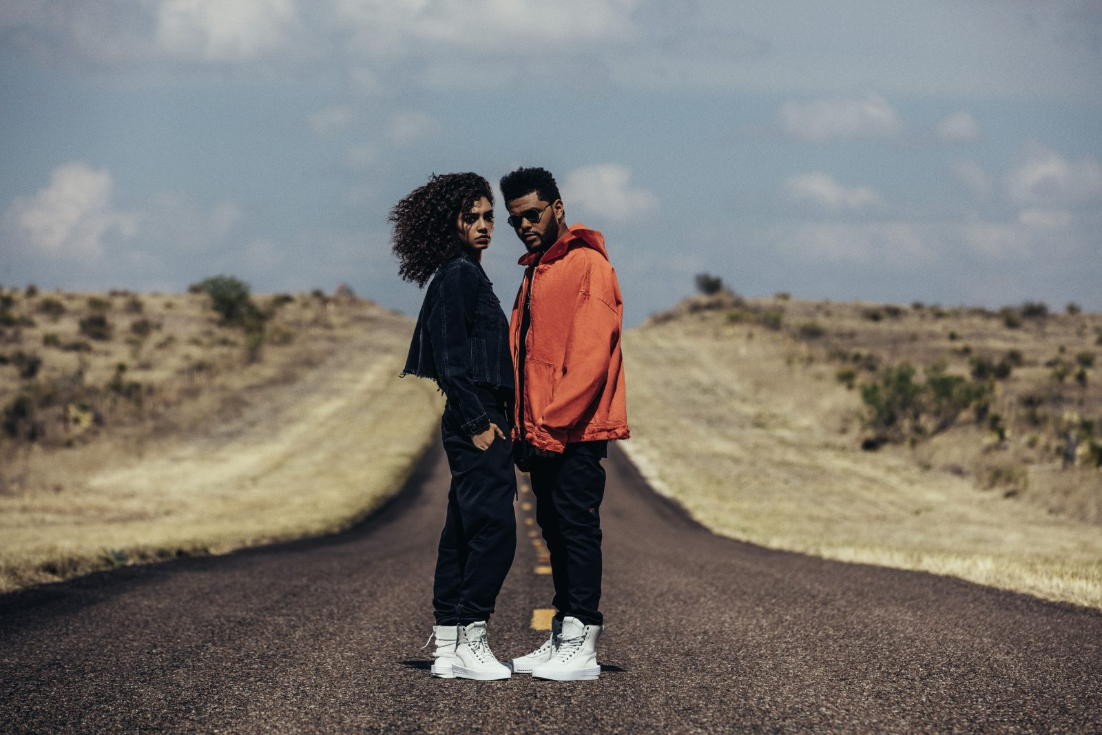 The Weeknd launches collection with Puma