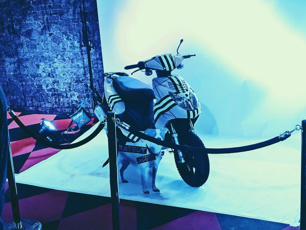 Inside Rat Boy's launch party for 'Scum'