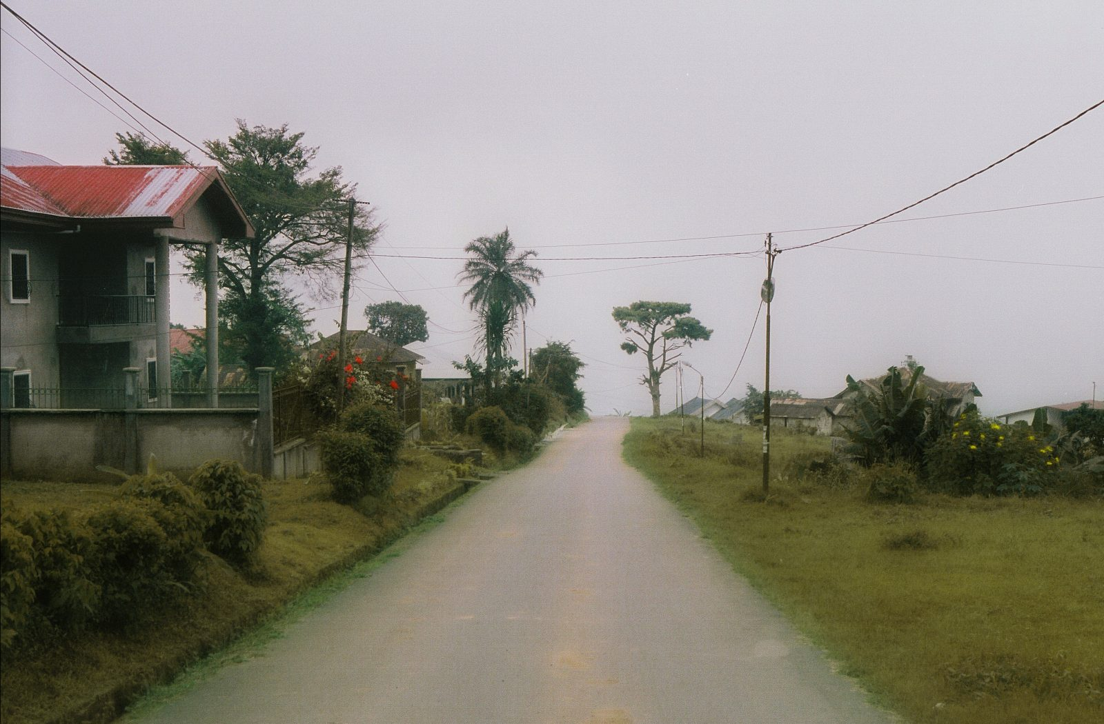 Photographing summer in Cameroon