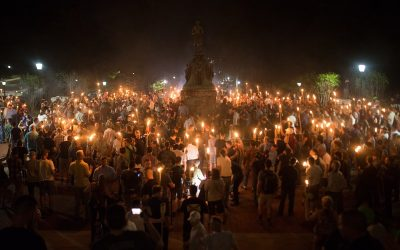 Charlottesville: White privilege at its most dangerous and ugly