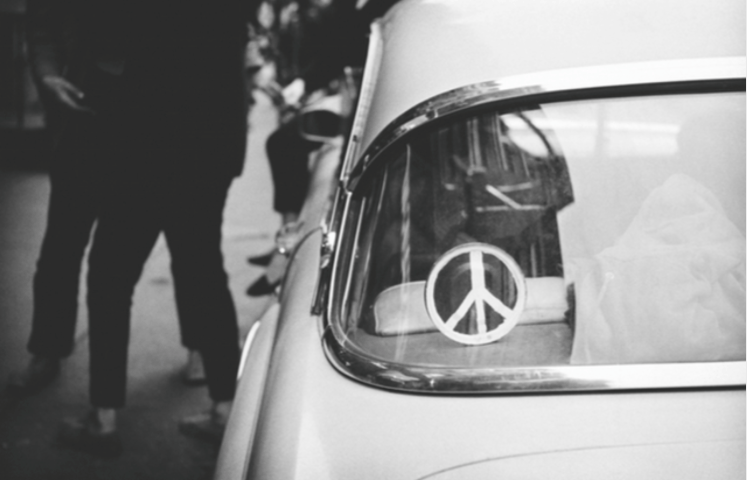 Documenting the history of the peace symbol