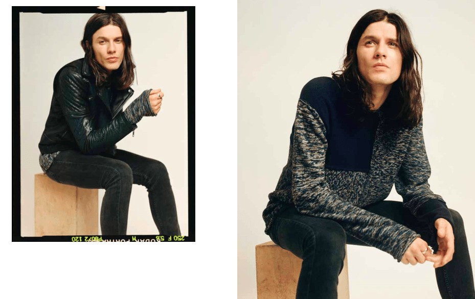 James Bay talks turning his hand to fashion for Topman collaboration