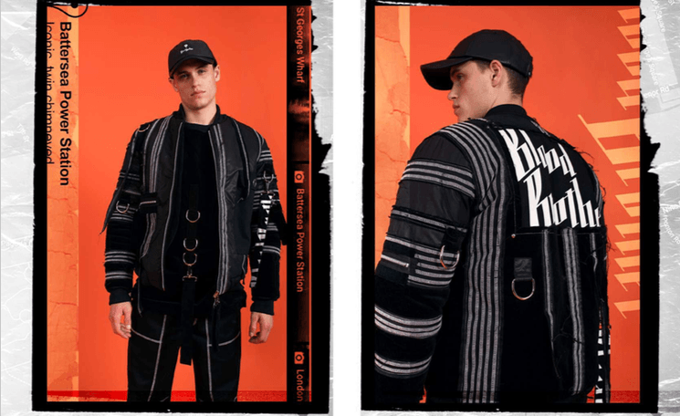 Blood Brother are looking to London for AW17